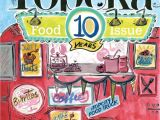 What is Round as A Dishpan and No Matter the Size 10 Year Anniversary Food issue topeka Magazine Winter 2016 by