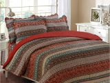What is the Difference Between A Coverlet Quilt and Bedspread Chausub Vintage Print Quilt Set 3pcs 4pcs Cotton Coverlet Set