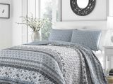 What is the Difference Between A Coverlet Quilt and Bedspread Shop Stone Cottage Bexley Cotton Quilt Set Free Shipping today