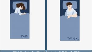 What S the Difference Between Twin and Twin Xl Twin Vs Twin Xl Mattress What 39 S Size the Difference
