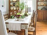What Size Rug Under 60 Inch Round Table Stylish Dining Room Decorating Ideas southern Living