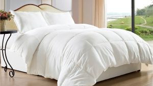 Whats the Difference Between Down and Down Alternative Comforters Hypoallergenic Down Alternative Comforters Provide the Warmth and