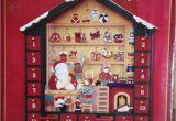 Where to Buy Unfinished Wooden Advent Calendar Rare Kirkland Signature Santa S Workshop Wooden Advent Calendar W