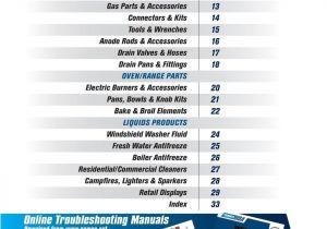 Whirlpool Energy Smart Water Heater Manual Plumbing Hardware Universal Replacement Parts aftermarket