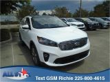 White Light Night Baton Rouge 2019 2019 Kia sorento Ex V6 5xyph4a50kg497573 All Star Kia Of Baton