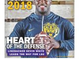 White Light Night Baton Rouge November 2019 Football 2018 Heart Of the Defense by the Advocate issuu