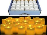 White Pillar Candles In Bulk Cheap Yellow Led Flameless Candle Lamp Votive Bars Holiday Wedding Battery