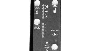 Whitfield Pellet Stove Control Board Whitfield Advantage Series Control Board 12055902 Pellet