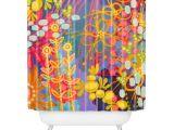 Wholesale Stained Glass Supplies Denver Co Amazon Com Deny Designs Stephanie Corfee Bluesy Shower Curtain 69