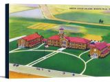 Wichita Falls Home Finder Amazon Com Wichita Falls Texas Aerial View Of the Hardin Junior