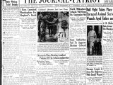 Wilkes County Nc Accident Reports the Journal Patriot north Wilkesboro N C 1932 Current August