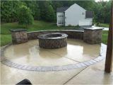 Will A Fire Pit Damage Concrete Concrete Fire Pit Exploding Outdoor Goods