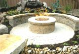 Will A Fire Pit Damage Concrete Spread Sand How to Build A Fire Pit Stowed Stuff Cool