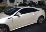 Window Tinting Pompano Beach Cadillac Cts 2 Dr Coupe with Llumar Ctx 30 Ceramatrix A