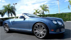 Window Tinting Pompano Beach Florida 2014 Used Bentley Continental Gt Speed 2dr Convertible at fort