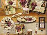 Wine and Grape Kitchen Decor Ideas Kitchen Wine Decor Kitchen Decor Design Ideas