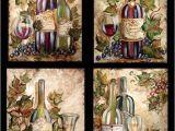 Wine and Grape Kitchen Decor Ideas Wine Bottle Grapes On Wine Bottles Tre sorelle Art for