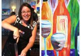 Wine and Paint Nashville Wine and Painting Nashville Mafiamedia