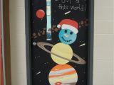 Winter Door Decorating Ideas for School Christmas Door Decorating Contest and the Science Teacher took
