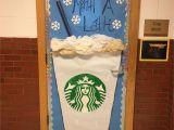 Winter Door Decorating Ideas for School We Love Math A Latte Winter Door Decoration Title 1 Math
