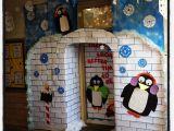 Winter Door Decorating Ideas for School Winter Wonderland Classroom Door Definitely Appropriate This Week