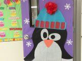 Winter Door Decorations for Classroom Door Winter Classroom Door Decoration Winter Penguins Classroomdoor