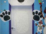 Winter Door Decorations for Classroom Door Winter Wonderland Classroom Door Decorating Ideas Nice Decoration