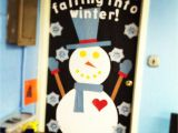 Winter Door Decorations for Classroom Snowman January Classroom Door My Creations Classroom Door