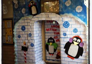 Winter Door Decorations for Elementary School Winter Wonderland Classroom Door Definitely Appropriate This Week