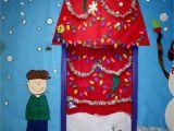 Winter Door Decorations for School 40 Classroom Christmas Decorations Ideas for 2016 Christmas