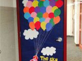 Winter Door Ideas for School Classroom Door Decor Inspired by the Movie Up Instead Of A House I