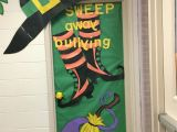 Winter Door Ideas for School Door Decoration Halloween Anti Bully Things for School Pinterest