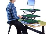 Wobble Chair for Adults Ergonomic Stand Up Desk Elegant Wobble Stool Adjustable Height
