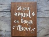 Wood Bible Verse Signs Wood Signs Sayings Bible Verse Wall Art Wood by Countrypallets