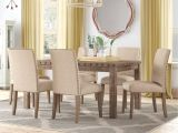 Wood Double Pedestal Table Base Kits 7 Piece Kitchen Dining Room Sets You Ll Love Wayfair