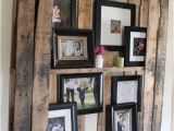Wood Pallet Picture Display Diy Pallet Wall Shelves Picture Frame Display Rack 99