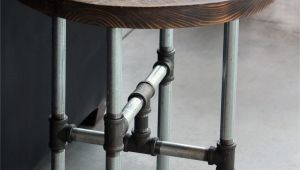Wood Pedestal Table Base Kits Canada Pin by Kevin Fleming On Pub Tables Industrial Furniture Rustic