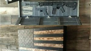 Wooden American Flag Gun Holder Best 25 Hidden Gun Storage Ideas On Pinterest Gun