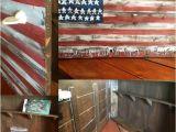 Wooden American Flag Gun Holder Hidden Gun Safe Customizable Gun Safe Hanging by