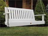Wooden Porch Swing Home Depot Decor White Wood Wicker Porch Swings for Swing Idea Home