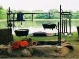 Wrought Iron Campfire Cooking Equipment Awesome Campfire Cooking Equipment Outdoorfeeds