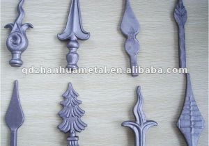 Wrought Iron Fence Post toppers ornamental Wrought Iron Fence Post Cap Buy Iron Fence