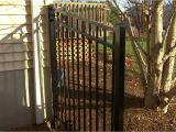 Wrought Iron Fence toppers Canada Decorative Metal Fence Installation Tips Installing Posts and