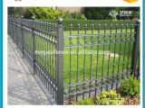 Wrought Iron Fence toppers Canada Wrought Iron Fence Panels Metal Fence toppers Decorative Garden