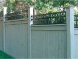 Wrought Iron Fence toppers Custom Wood and Wrought Iron Fence with Copper Caps Http