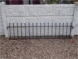 Wrought Iron Fence toppers Wrought Iron Railings Metal Fence Wall topper