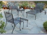 Wrought Iron Patio Furniture Craigslist Wrought Iron Deck Railing Panels Decks Home Decorating