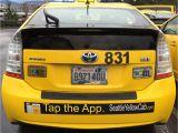 Yellow Cab Seattle Wa Phone Number Yellow Cab Washington Taxi Receipt Www Bilderbeste Com