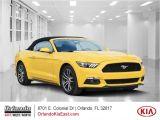 You Pick N Pull orlando 2017 ford Mustang Ecoboost Premium 1fatp8uh5h5307398 orlando Kia