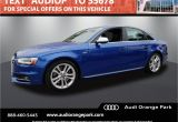You Pick N Pull orlando Used 2015 Audi S4 Fa126635c Audi Of Jacksonville Serving